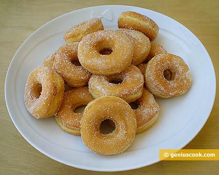Бабушкины пончики