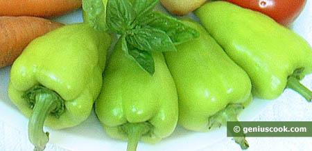Сладкий перец и атеросклероз