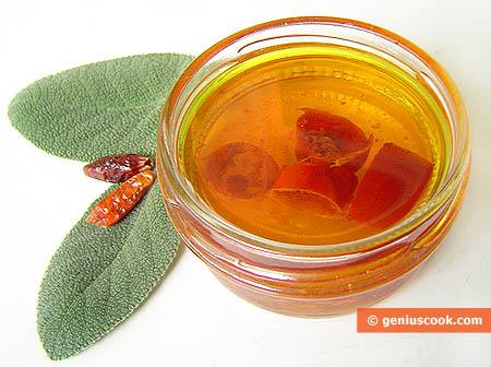 Olio aromatico piccante