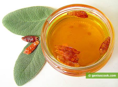 Пикантное ароматное масло