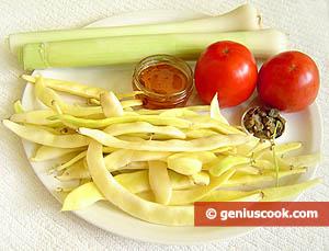 Диетические блюда из стручковой фасоли рецепты