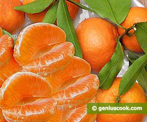 мандарины сжигают жир на животе