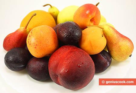 Фрукты, богатые витаминами и антиоксидантами