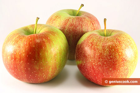 Яблоки предохраняют от рака