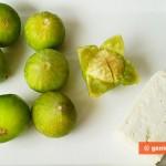Ингредиенты для фаршированного инжира