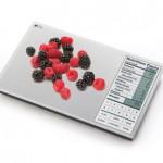 Шкала продуктов и калькулятор питания