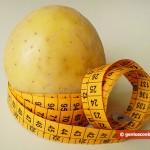 Картофель помогает терять вес