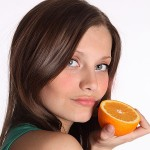 Апельсины, морковь и сливы сделают вас красивыми