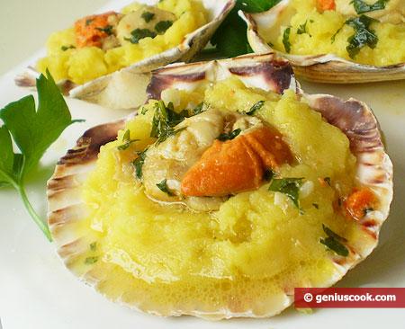 Рецепты вкусных блюд с гребешками: пошаговое описание ...