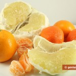 Ингредиенты для Цитрусового микса