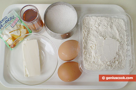 Рецепты печенья готовят дети 65