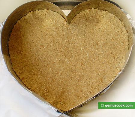 Печенье с маслом утрабмованное в форме