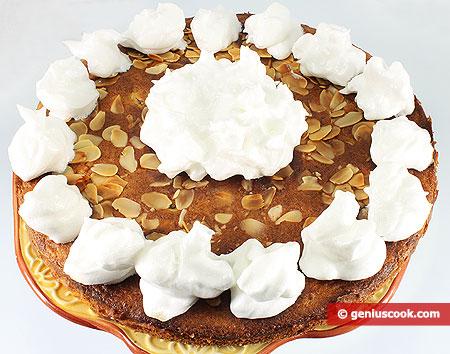 Миндально-фруктовый торт Тим