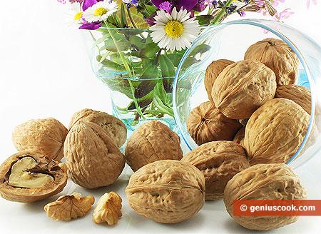Грецкие орехи - лучшее питание для сердца