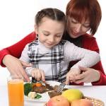Питание семьи и здоровье детей