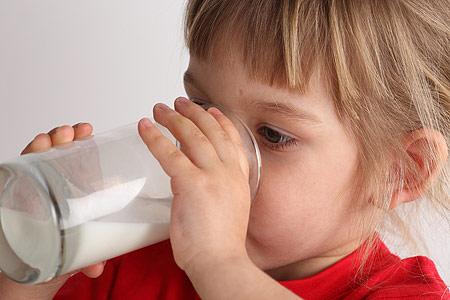 Молоко лучше, чем вода