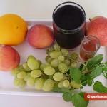 Ингредиенты для сангрии