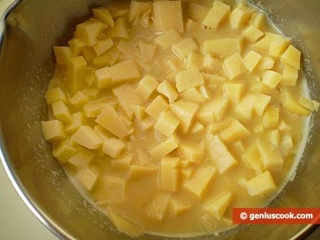 Добавлен сыр