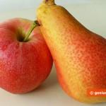 Яблоки и груши спасают от инсульта