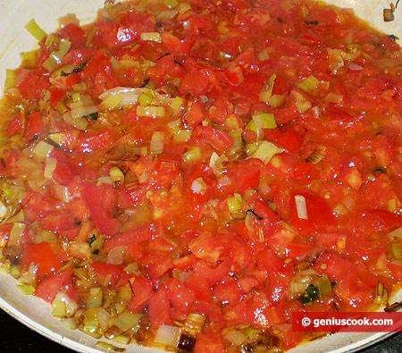 Добавлены помидоры