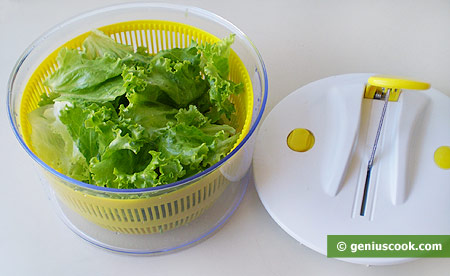 Центрифуга для салата