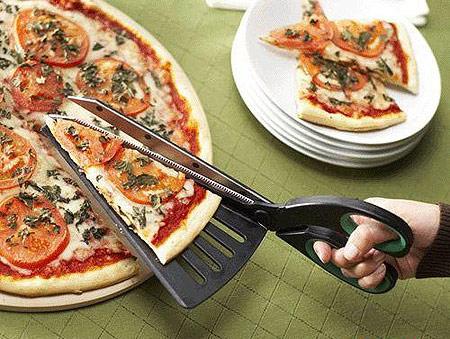 Удобные Ножницы для нарезки пиццы