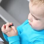 Рыба полезна для малышей