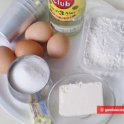 Ингредиенты для Ромовой бабы