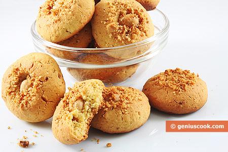 Ореховое печенье Филбертинес