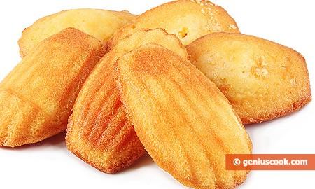 Печенье Мадлен