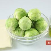 Ингредиенты для Брюссельской капусты с сыром