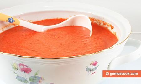 Испанский томатный суп Гаспачо