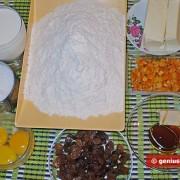 Ингредиенты для пирога Анжелика