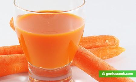 Морковный сок может быть вредным