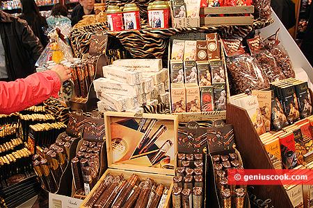 Наборы Шоколадных сигар