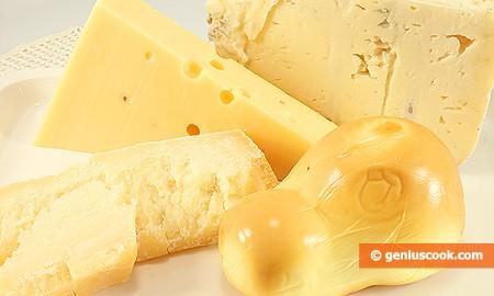 Сыр полезен для зубов