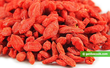 Целебные ягоды годжи