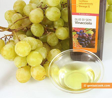 Масло виноградных косточек, одно из самых полезных