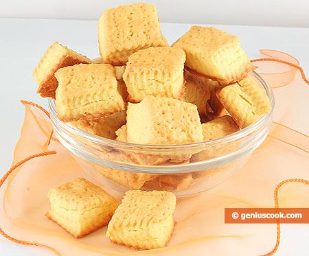 Йогуртовое печенье