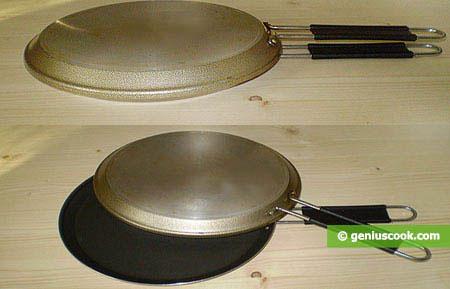 Двойная сковорода