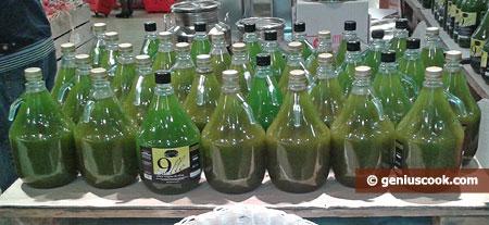 Оливковое масло Эсктра Вирджине