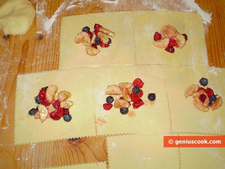 Тесто и начинка