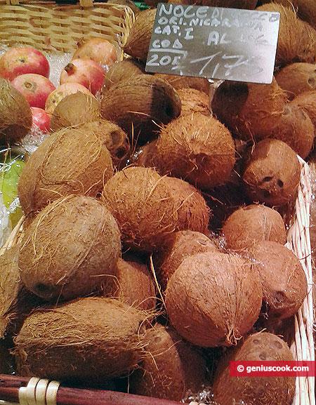 Ещё кокосы