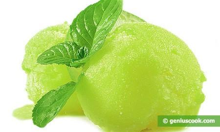 Лимонный сорбет с базиликом – лучшее мороженое Италии