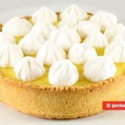 Лимонная кростата или тарт