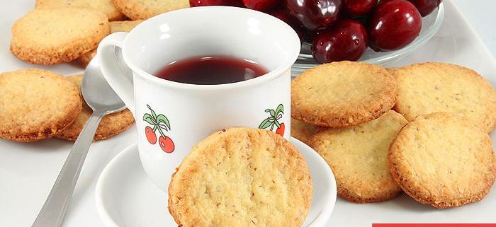 Печенье Бискотти с Миндалём