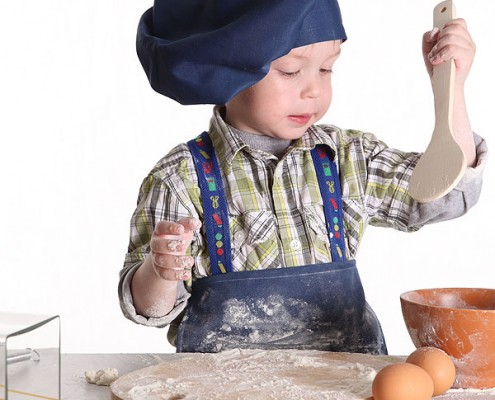 Средиземноморская Диета Полезна для Детей