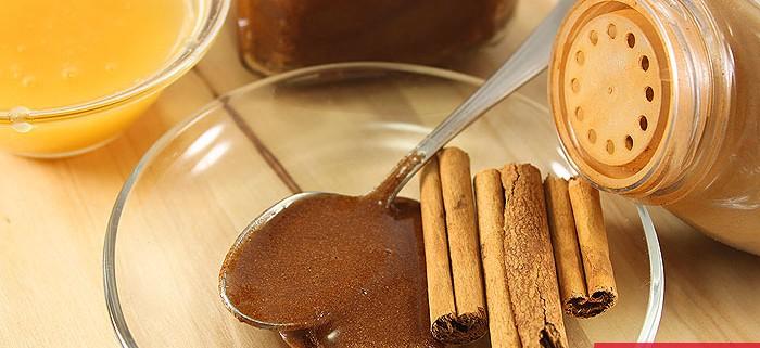 Цейлонская Корица с Мёдом полезна для здоровья