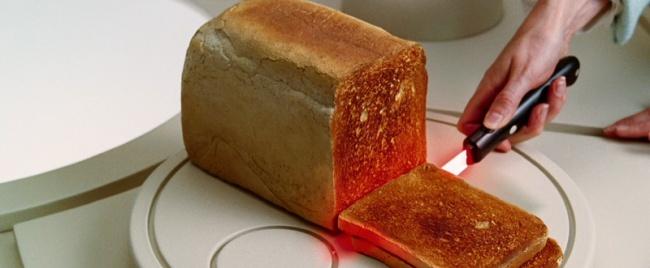 Нож- тостер