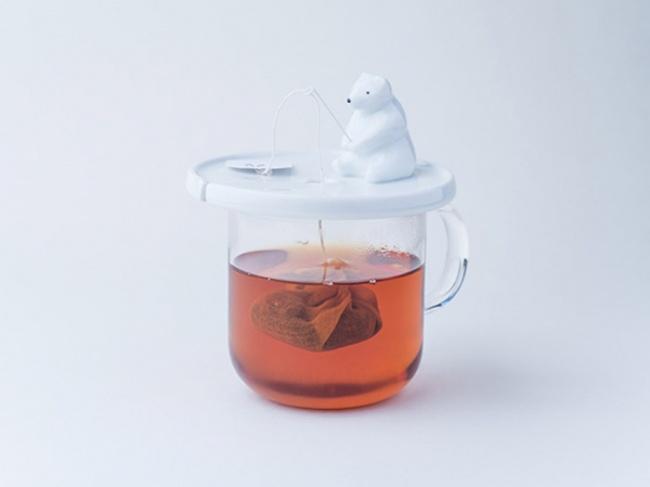 Медвежонок держатель чайных пакетиков